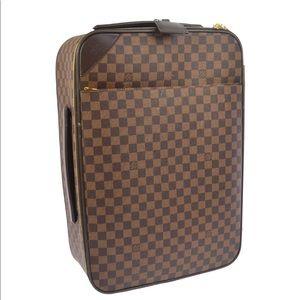 Louis Vuitton Pegase 50 Damier Ebene Carry On